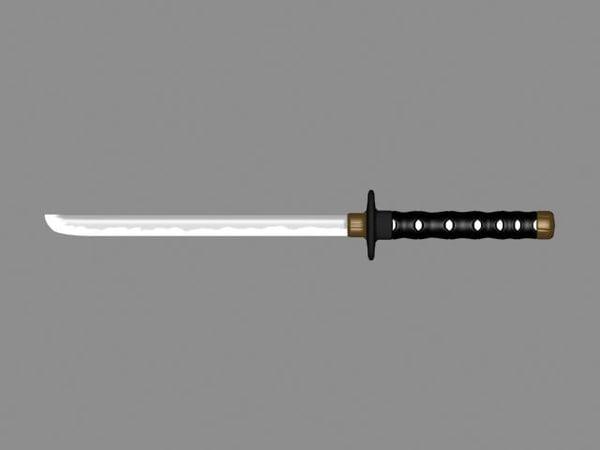free max model ninjato ninja