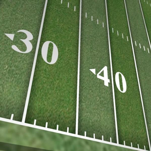 football field 3d x