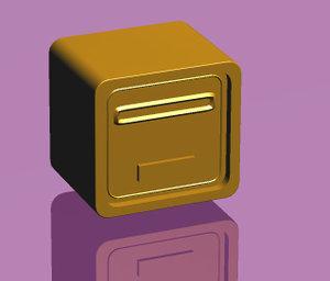 box letterbox 3d 3ds