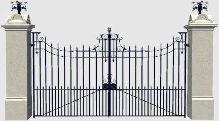 3ds classic gates