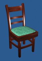 bar chair 3d max