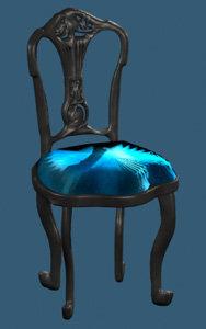 iron chair max