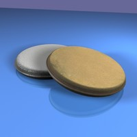 free pads 3d model