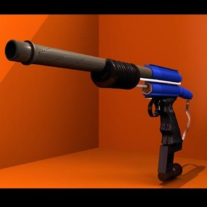 lwo sterling gun paintball