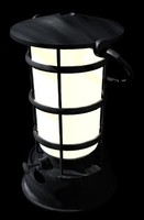 lightwave outdoor lantern