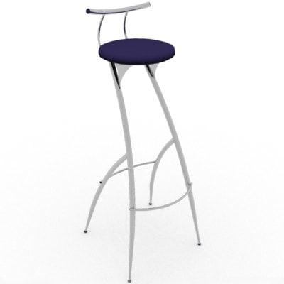 graceful chair 3d max