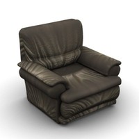 maya comfortable armchair