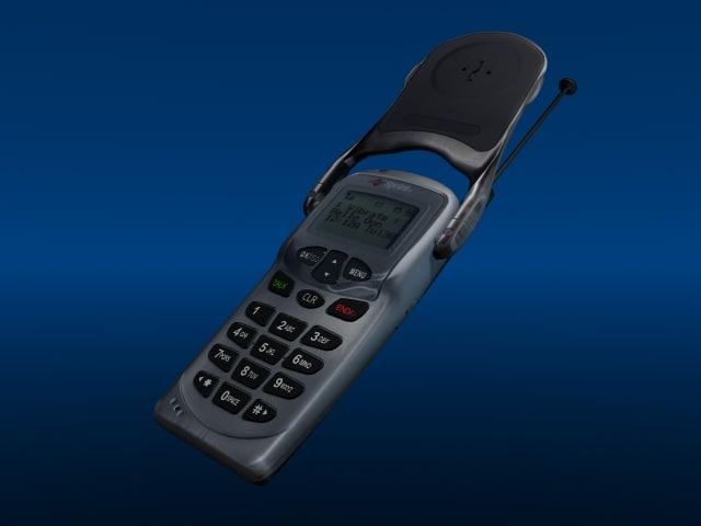 3d samsung cell phone model