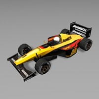F1 Car.3ds.zip