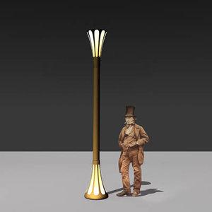 lightwave mast 1900