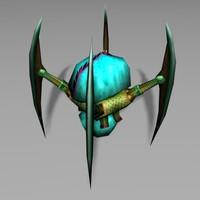 alien hivebrain_static.3ds.zip