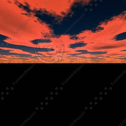 sky box 3d 3ds