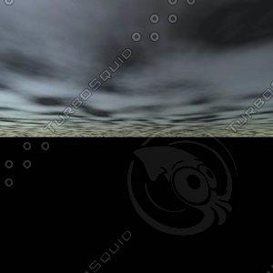 sky box 3d model
