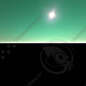 sky box environment 3d model