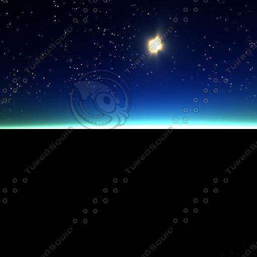 sky box environment 3d 3ds