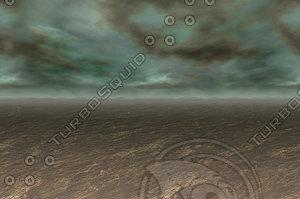 3d model sky sphere