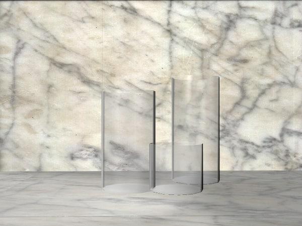 everyday glassware 3d model