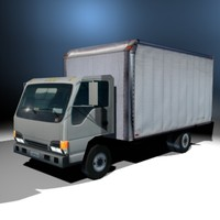 VS01 Cargo Truck01