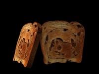 3d cinnamon bread toast model