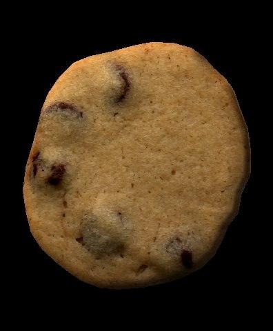 lightwave chocolate chip cookie