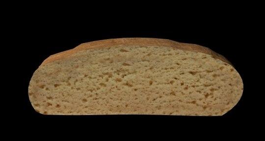 3d model food