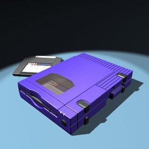 free max model drive disk