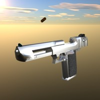 lightwave - desert eagle pistol