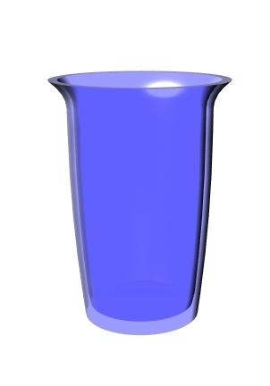bryce glass vase