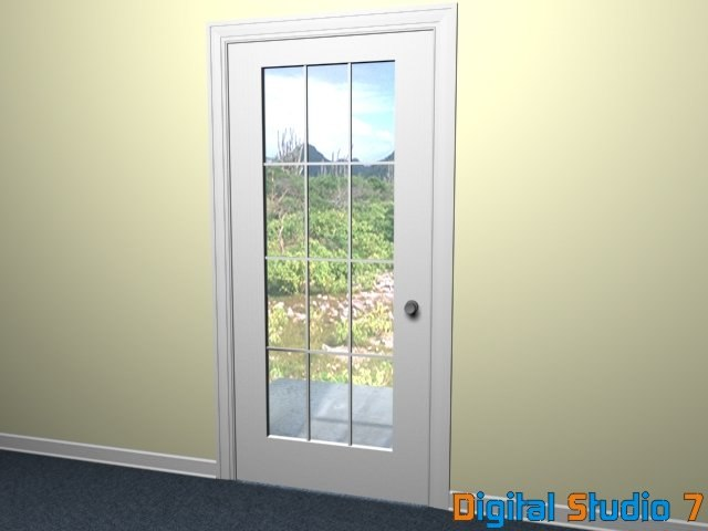french door max