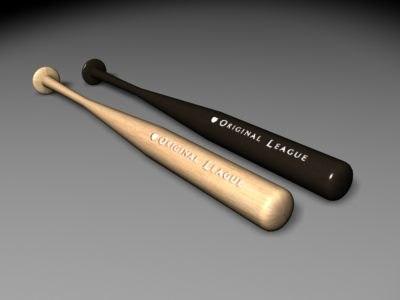 baseball bats 3ds