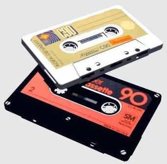 3dsmax cassette tape