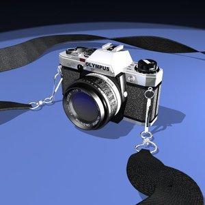 free max mode olympus om10 camera