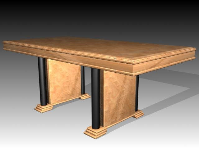 table mrfurniture 3d ma