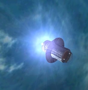 free 3ds mode space ship