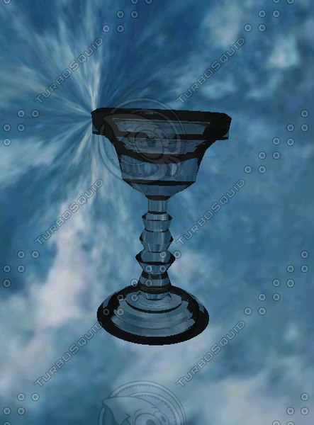free 3ds mode glass cup