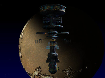 space station max