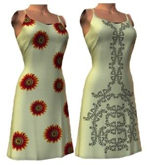 clothes poser 3d model