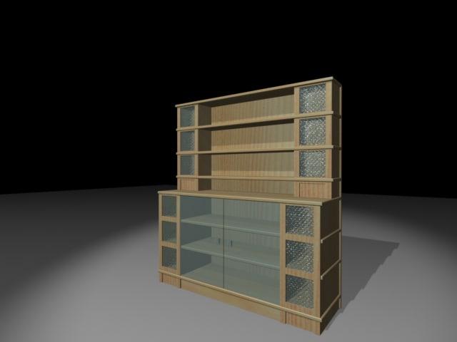 3ds furniture design