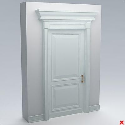 door architectural max free