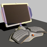 3d 3ds computers desktop