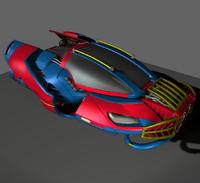 3d cars vehicles automobiles model