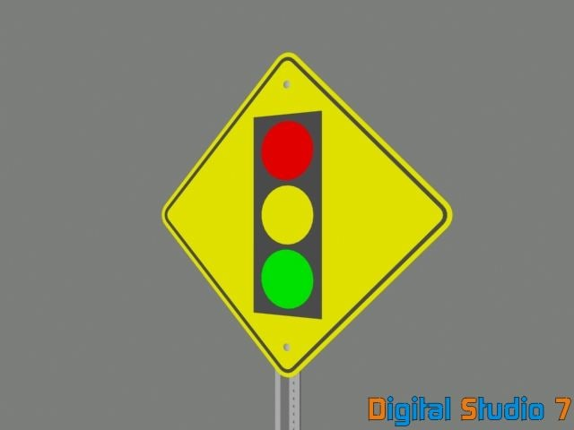 3d signal ahead model
