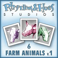 Farm Animals Volume 1