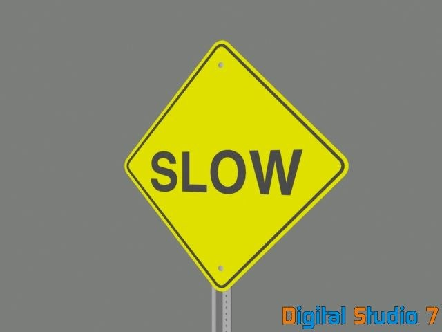 slow sign 3ds