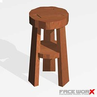 free max mode bar stool