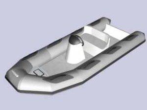 boat avon 3d model