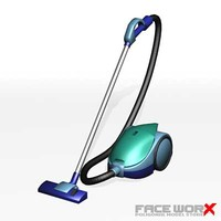 cleaner 3d model