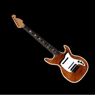 3d electric guitar w3d shockwave