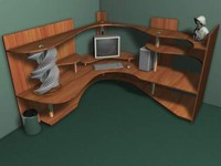 pc workstation 3d c4d