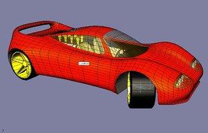 3d gmax car